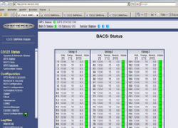 Bacs WebManager